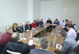 Hitna sjednica Predsjedništva DNS povodom ostavke Marka Pavića (FOTO)