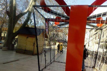PAHULJE NAJAVILE DOLAZAK NOVE GODINE U Trebinju se smjenjuju sunce i snijeg (FOTO)