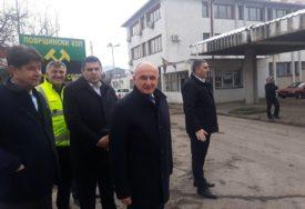 ODLIČNI REZULTATI U PROIZVODNJI ENERGIJE Ministar Đokić u posjeti RiTE Ugljevik