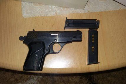 HAPŠENJE U BANJALUCI Priveden nakon što je pucao iz pištolja