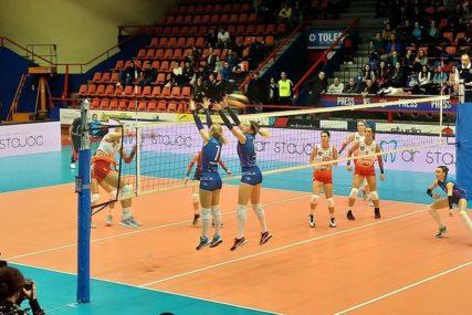 EVROPSKA ODBOJKA U BORIKU BL Volej i Bimal Jedinstvo u borbi za osminu finala CEV Kupa