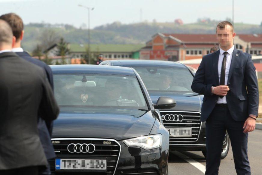 MILIONI MARAKA ZA BEZBJEDNOST FUNKCIONERA Ko u institucijama BiH ima pravo na policijsku zaštitu
