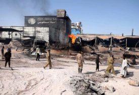 TRAGEDIJA U SUDANU U eksploziji cisterne poginule 23 osobe