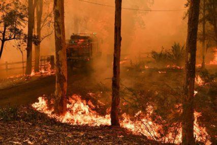 PAKLENA TEMPERATURA PREMAŠILA REKORD U Australiji temperatura skoro 41 stepen, BJESNE POŽARI