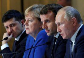POSTIGNUT MIROVNI SPORAZUM Ukrajina i Rusija dogovorile obustavu vatre do Nove godine