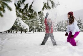 VEJU, VEJU PAHULJE Stiglo najhladnije godišnje doba, a evo ŠTA ZA DANAS predviđaju meteorolozi