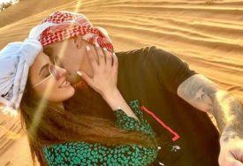 ANDRIJANA JE REKLA DA Bivša zadrugarka ZAPROŠENA na vrhu Burdž Kalife (FOTO)