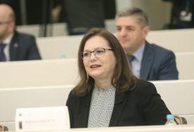 "GUDELJEVIĆEVA MOLI GRAĐANE ZA STRPLJENJE ""Nadležni rade sve da prve vakcine što prije stignu u BiH"""