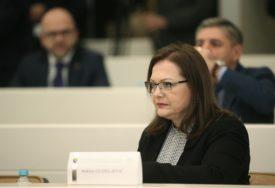 MINISTARKA U KUĆNOJ IZOLACIJI Ankica Gudeljević pozitivna na virus korona, poznato kako se osjeća