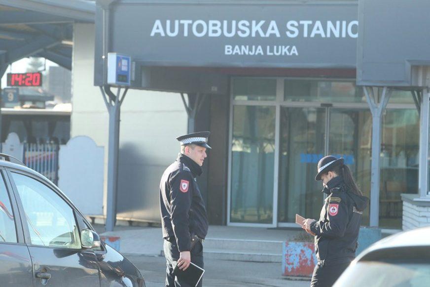 AKCIJA BANJALUČKE POLICIJE Fočak ukrao novac iz kamiona