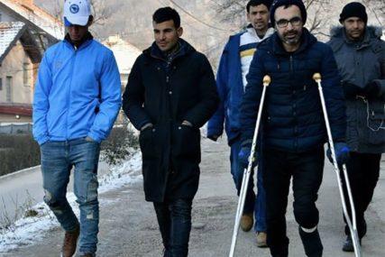 ČEKAJUĆI PROLJEĆE Migranti u BiH zimuju i sanjaju zemlje zapadne Evrope