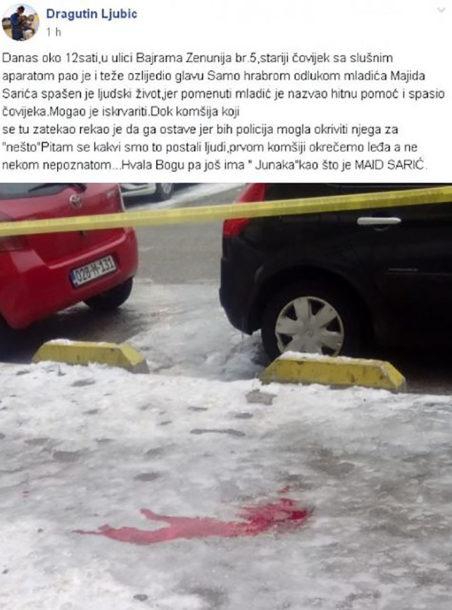 Foto: Dragutin Ljubic/screenshot Facebook