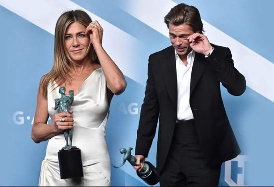 POZNATI HOLIVUDSKI PAR OBNOVIO VEZU Dženifer Aniston i Bred Pit srećniji nego ikada