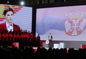 Brnabić: Nastavite da čuvate mir i stabilnost i uvijek računajte na podršku Srbije