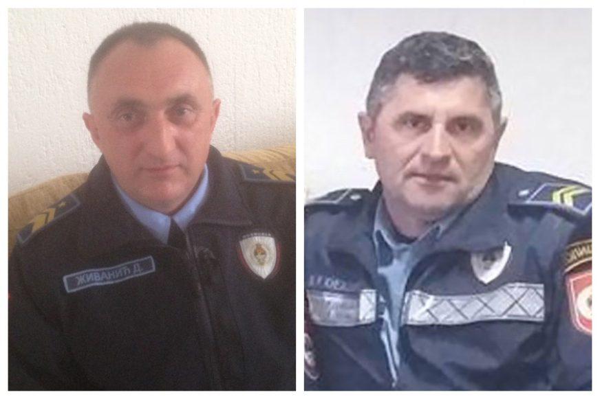 """""""BOJALI SMO SE DA NEĆE PREŽIVJETI"""" Ovi policajci su spasli BEBU OSTAVLJENU U HAUSTORU"""