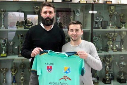 TREĆI NOVAJLIJA Gavranović se vratio u Rudar