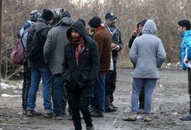 SIZIFOV POSAO Komunalci ponovo uklonili improvizovano migrantsko naselje