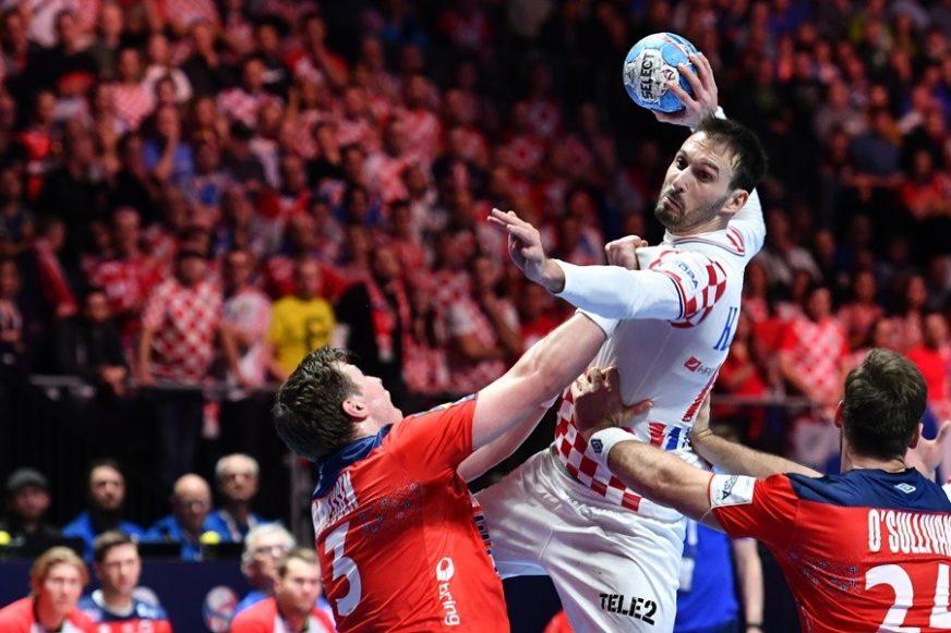 DRAMA U ŠTOKHOLMU Hrvatska slavila protiv Norveške nakon dva produžetka