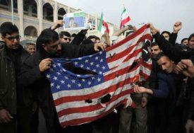 NOS ZA POSAO Zastave SAD i Izraela najtraženije u Iranu, razlog NIJE TEŠKO POGODITI