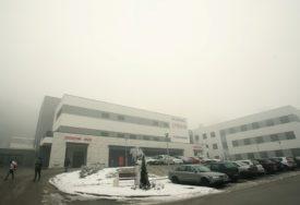 NA KOVID ODJELJENJU 24 OSOBE Smanjen broj pacijenata koji zahtijevaju hospitalizaciju