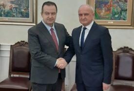 DAČIĆ OBEĆAO PODRŠKU Đokić zadovoljan saradnjom sa socijalistima iz Srbije