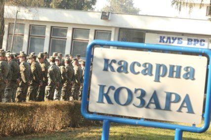 """Mještane Lazareva uznemirila pucnjava: U toku vježba u kasarni """"Kozara"""""""