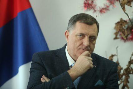 """""""NIJE NAM DO TOGA"""" Dodik poručio Srpska ne povlači nijedan potez koji bi doveo do rata"""
