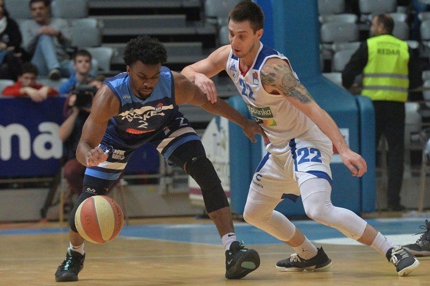VELIKI KORAK ZA OPSTANAK U ABA LIGI Igokea porazila Zadar