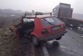 IZGUBIO BITKU ZA ŽIVOT Muškarac povrijeđen u nesreći kod Lukavca preminuo u bolnici