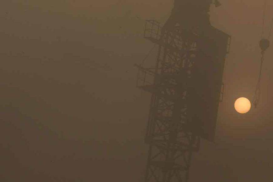 GRAĐANI ZABRINUTI ZA ZDRAVLJE  Protest zbog zagađenja vazduha
