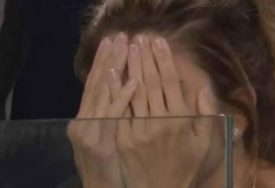 Kamera snimila SVAKI NJEN POKRET: Kako je Federerova žena ispratila DRAMU u Melburnu