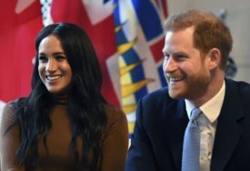 CVJETA LJUBAV U KANADI Megan Markl i princ Hari uživaju