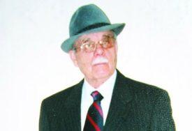 ZAREKAO SE DA ĆE POMAGATI Milomir (95) iz Kanade poklonio 130.000 EVRA ljudima u zavičaju