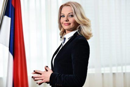 MINISTARKA NAJAVILA PROMJENE Trivić: Obrazovni sistem Srpske spreman za inovacije