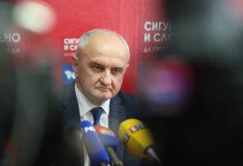 """""""JOŠ UVIJEK BEZ KONAČNE ODLUKE"""" Na vanrednoj sjednici SP zaključeno da se Đokić treba sastati sa Dodikom"""