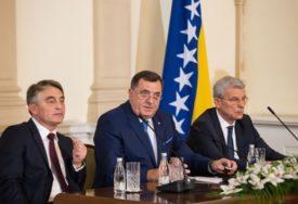 """""""NEMA PUTA BiH U NATO"""" Srpski član Predsjedništva BiH jasan"""