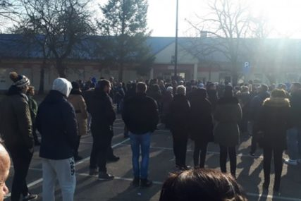 PROTESTI ZBOG ZVJERSKOG UBISTVA Građani traže maksimalne kazne za ubice Edina Zejćirovića