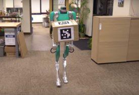 PUŠTEN U PRODAJU Čovjekoliki robot koji može nositi 40 kilograma u rukama (VIDEO)