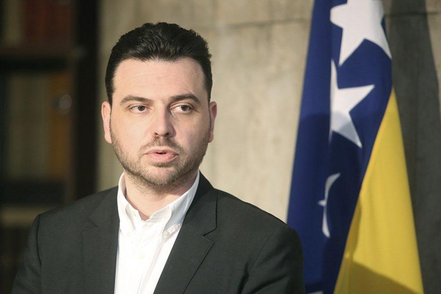 """MAGAZINOVIĆ OCJENJUJE """"Nova američka administracija nastavlja kontinuitet u BiH"""""""