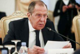 AMERI GAZE SPORAZUME Lavrov: NATO počinje opasnu igru u svemiru
