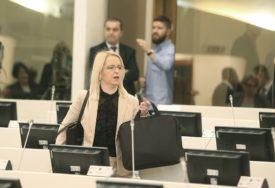 Novaković Bursać: Prihvatljive izmjene koje se ne tiču izbora člana Predsjedništva i Doma naroda iz Srpske