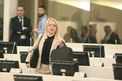 """Bursaćeva poručuje """"Većina argumenata u interpelaciji NISU U DOMENU rada Savjeta ministara"""""""