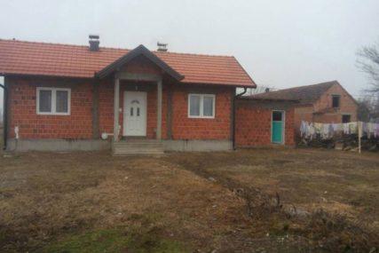 HUMANOST NA DJELU Nova kuća za socijalno ugroženu porodicu kod Bijeljine