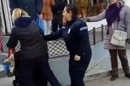 Saslušana NOKAUTIRANA POLICAJKA, prodavačici prijeti do OSAM GODINA ROBIJE
