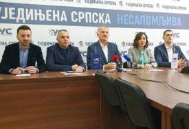 Ujedinjena Srpska: Što masovnije podržati SPC i Srbe u Crnoj Gori u ODBRANI SVETINJA