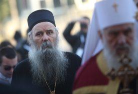 """""""BOG JE JAČI OD BOLESTI"""" Episkop Fotije pozvao vjernike da se pričešćuju"""