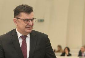 PITANJA I ODGOVORI U PREDSTAVNIČKOM DOMU Tegeltija: Biće obezbijeđena sredstva za lokalne izbore