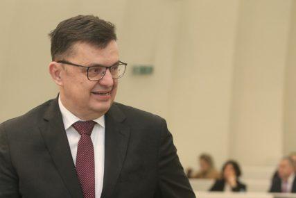 """""""NIJE NAJKRIVLJA"""" Tegeltija ističe da je Turkovićeva mogla da popravi poziciju Srba u resornom ministarstvu"""