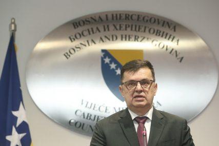 USLOVI ZA KANDIDATSKI STATUS Tegeltija: Evropska unija veoma zahtjevna prema BiH