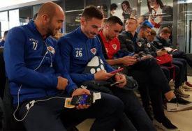 BURAN PUT Fudbaleri Borca stigli u Antaliju